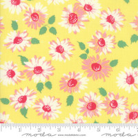 Moda Fabric - Cheeky - Urban Chiks - Buttercup Sassy #31143 16