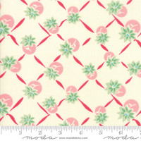 Moda Fabric - Cheeky - Urban Chiks - Stem Sweet Cream Giggles #31144  21