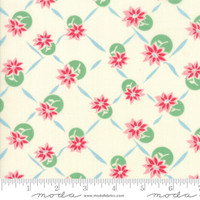 Moda Fabric - Cheeky - Urban Chiks - Petal Sweet Cream Giggles #31144  22