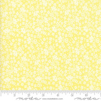Moda Fabric - Cheeky - Urban Chiks - Buttercup Ditzy #31145  16