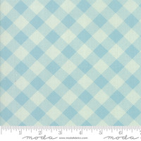 Moda Fabric - Cheeky - Urban Chiks - Blue Raspberry Picnic Basket #31146 14