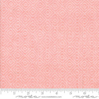 Moda Fabric - Wovens - Bonnie & Camille - Windowpane - Pink #12405 22