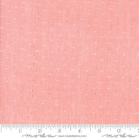 Moda Fabric - Wovens - Bonnie & Camille - Dot Pink #12405 24
