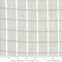 Moda Fabric - Wovens - Bonnie & Camille - Windowpane Gray #12405 27