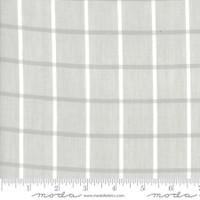 Moda Fabric - Wovens - Bonnie & Camille - Windowpane  Gray #12405 27