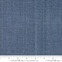 Moda Fabric - Wovens - Bonnie & Camille - Chambray Navy #12405 31
