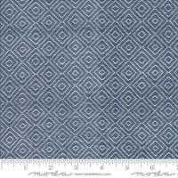 Moda Fabric - Wovens - Bonnie & Camille - Diamond  Navy #12405 33