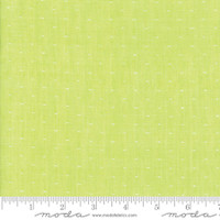 Moda Fabric - Wovens - Bonnie & Camille - Dot Green #12405 37