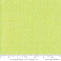 Moda Fabric - Wovens - Bonnie & Camille -  Dot Green#12405 37