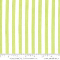 Moda Fabric - Wovens - Bonnie & Camille -  Stripe Green#12405 40