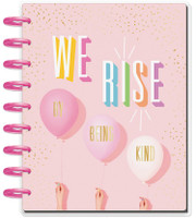 The Happy Planner - Me and My Big Ideas - 2019 - 2020 Happy Planner Classic - Sprinkle Kindness (Dated, Color Block Layout)