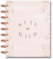 The Happy Planner - Me and My Big Ideas - 2019 - 2020 Happy Planner Classic - Wild Heart (Dated, Vertical)