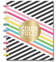 The Happy Planner - Me and My Big Ideas - Happy Notes - Live Colorfully - Classic (Graph)