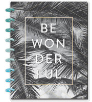 The Happy Planner - Me and My Big Ideas - Happy Notes - Be Wonderful - Classic (Dot Grid)