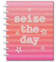 The Happy Planner - Me and My Big Ideas - Happy Notes - Neon Lights - Classic (Dot Grid)