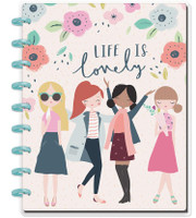 The Happy Planner - Me and My Big Ideas - Happy Notes - Squad Life - Classic (Lined)