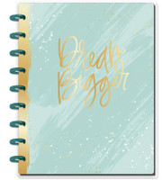The Happy Planner - Me and My Big Ideas - Classic Happy Notes - Dream Bigger (Lined)