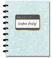 The Happy Planner - Me and My Big Ideas - Classic Happy Notes - Super Busy (Dotted Line)