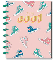 Happy Planner - Me and My Big Ideas - Classic Happy Notes - Stay Cool (Dot Grid)