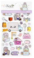 Craft Smith - Shine Sticker Studio - Sticker Book - Tasks
