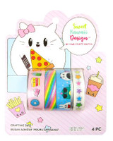 Craft Smith - Sweet Kawaii Design - Washi Tape Sweet & Salty