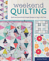 Weekend Quilting Book - Jemima Flendt
