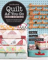 Quilt As You-Go Made Vintage Book - Jera Brandvig