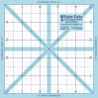 Lori Holt - Trim It Ruler Square 5-1/2in x 5-1/2in
