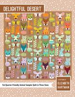 Delightful Desert  - Quilt Pattern - Elizabeth Hartman