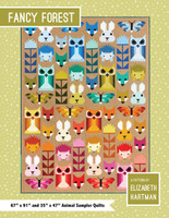 Fancy Forest - Quilt Pattern - Elizabeth Hartman
