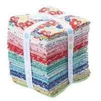 Riley Blake Fabrics - Vintage Happy 2 by Lori Holt - Fat Quarter Bundle