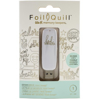 We R Memory Keepers - Foil Quill USB Artwork Drive - Heidi Swapp