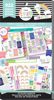 Me and My Big Ideas - The Happy Planner - Value Pack Stickers - Neon Lights (#922)