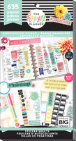 Me and My Big Ideas - The Happy Planner - Value Pack Stickers - Empowering Woman (#635)
