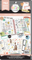 Me and My Big Ideas - The Happy Planner - Value Pack Stickers - Baby Girl (Exclusive)