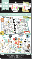 Me and My Big Ideas - The Happy Planner - Value Pack Stickers - Baby Boy (Exclusive)