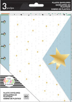 Me and My Big Ideas - The Happy Planner - Baby Boy - Snap-In Envelopes