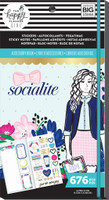 Me and My Big Ideas - Happy Planner - Accessory Book - Socialite