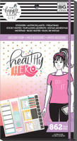 Me and My Big Ideas - Happy Planner - Accessory Book - Healthy Hero