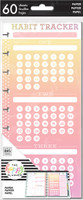 The Happy Planner - Me and My Big Ideas - Classic Refill Note Paper - Half Sheet - Habit Tracker