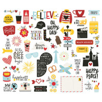 Carpe Diem - Simple Stories - Say Cheese - Die Cuts