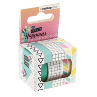 Studio Light - Create Happiness Washi Tape Set #1