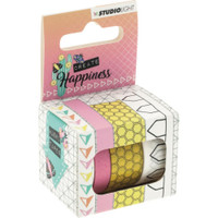 Studio Light - Create Happiness Washi Tape Set #2