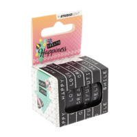 Studio Light - Create Happiness Washi Tape Set #3