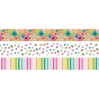 Carpe Diem - Simple Stories - Oh Happy Day Washi Tape - Set of 3