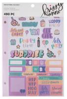 Krissyanne Designs - Sticker Book - Celebrations