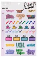 Krissyanne Designs - Sticker Book - Fitness