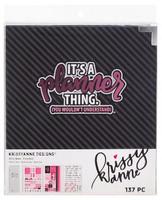 Krissyanne Designs - Binder - Its A Planner Thing