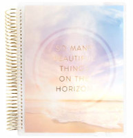 Recollections - Creative Year - Medium Planner - Beach (Dated, Vertical)