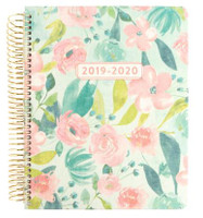 Recollections - Creative Year - Medium Planner - Allover Flower (Dated, Vertical) - Hardcover